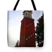 Gananoque Clock Tower Tote Bag