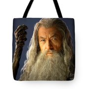 Gandalf Tote Bag