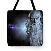 Gandalf The Grey Tote Bag