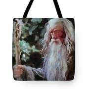 Gandalf The Grey Not Moses Mom Tote Bag