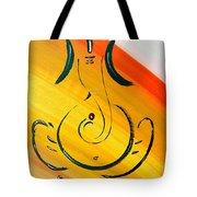 8 Ganesh Ekdhantaya Tote Bag