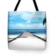 Gangplank Of Perfection Tote Bag