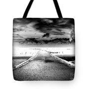 Gangplank Of Perfection Infrared Extreme Tote Bag