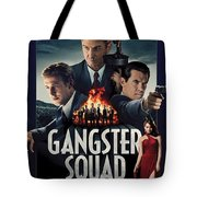 Gangster Squad Tote Bag