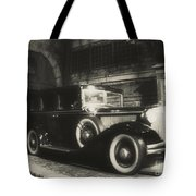 Gangsters Have Alwaystraveled In Style Tote Bag