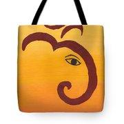 Ganpati- Om Tote Bag