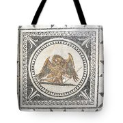 Ganymede Carried Off By Zeus Tote Bag