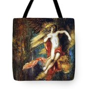 Ganymede Tote Bag by Gustave Moreau