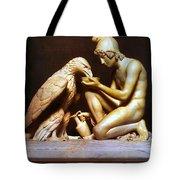 Ganymede Waters Zeus  Tote Bag