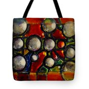 Gaps Between Worlds Tote Bag