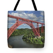 Garabit Viaduct Tote Bag