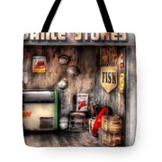 Garage - Advance Stores  Tote Bag