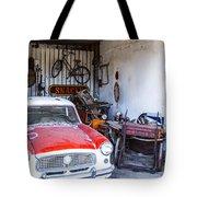 Garage Tote Bag
