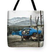 Garage Days Palm Springs Tote Bag