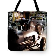 Garage Tour Tote Bag
