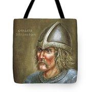 Gardar Svavarsson Tote Bag