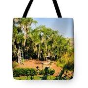Garden And Marsh Tote Bag