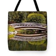 Garden Bridge Tote Bag