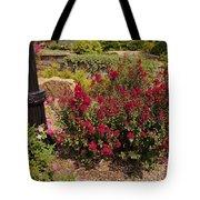 Garden Bush At Woodward Park 2f Tote Bag