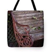Garden Chair Tote Bag