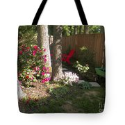 Garden Cleanup Tote Bag