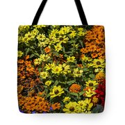 Garden Colors Tote Bag