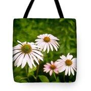 Garden Dasies Tote Bag