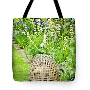 Garden Decoration Tote Bag by Tom Gowanlock