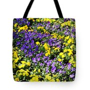 Garden Delight Tote Bag