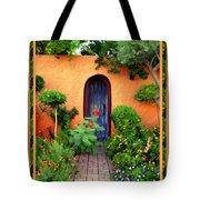Garden Delights Mesilla Tote Bag