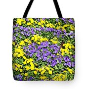 Garden Design Tote Bag