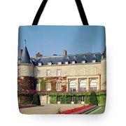 Garden Facade Photo Tote Bag