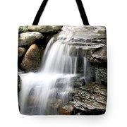 Garden Falls Tote Bag