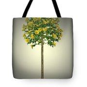 Garden Flowers 2 Tote Bag