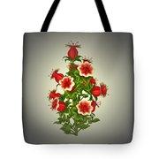 Garden Flowers 8 Tote Bag
