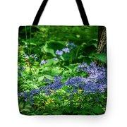 Garden Flox Tote Bag