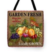 Garden Fresh-jp2386 Tote Bag