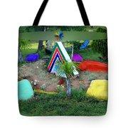 Garden Galaxy Tote Bag