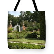 Garden Gate Governers Palace Tote Bag