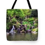 Garden Green Tote Bag