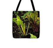 Garden Greens Tote Bag