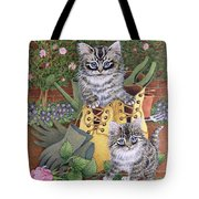 Garden Helpers  Tote Bag