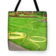 Garden Hosepipes Tote Bag