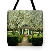 Garden In Full Bloom Tote Bag