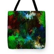 Garden In My Dream Tote Bag