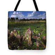 Garden In The Glades Tote Bag