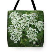 Garden Lace Tote Bag