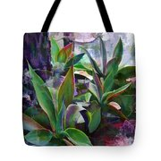 Garden Of Agave Tote Bag