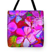 Garden Of Hope 002 Tote Bag