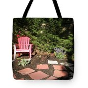 Garden Of One Tote Bag